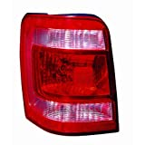Depo 330-1938L-UF Ford Escape/Escape Driver Side Tail Light Unit