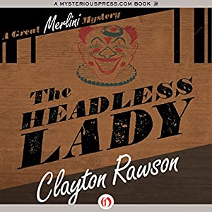 The Headless Lady Audiobook