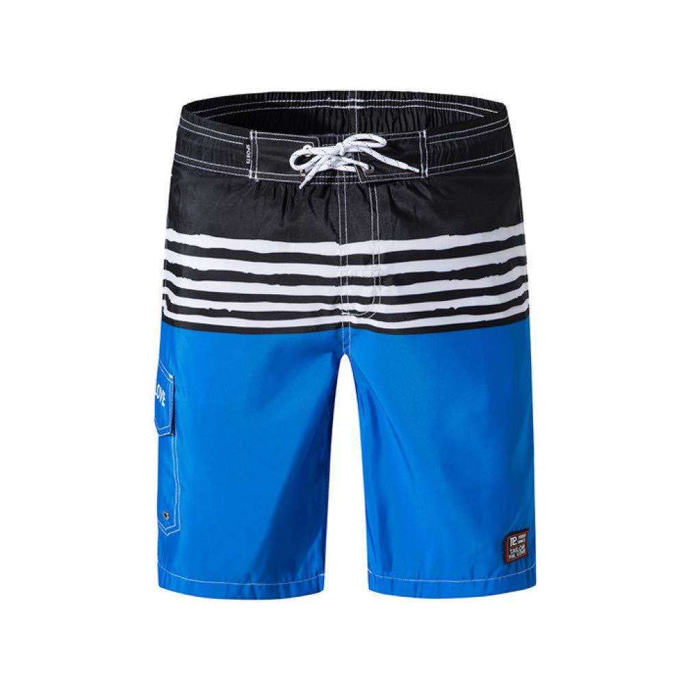 1906-noir Asian Taille M AKPF Natation Pantalons Courts Maillots De Bain Hommes FonctionneHommest Sports Surf courtes Maillots De Bain pour Hommes courtes De Bain Tcourirks courtes De Plage