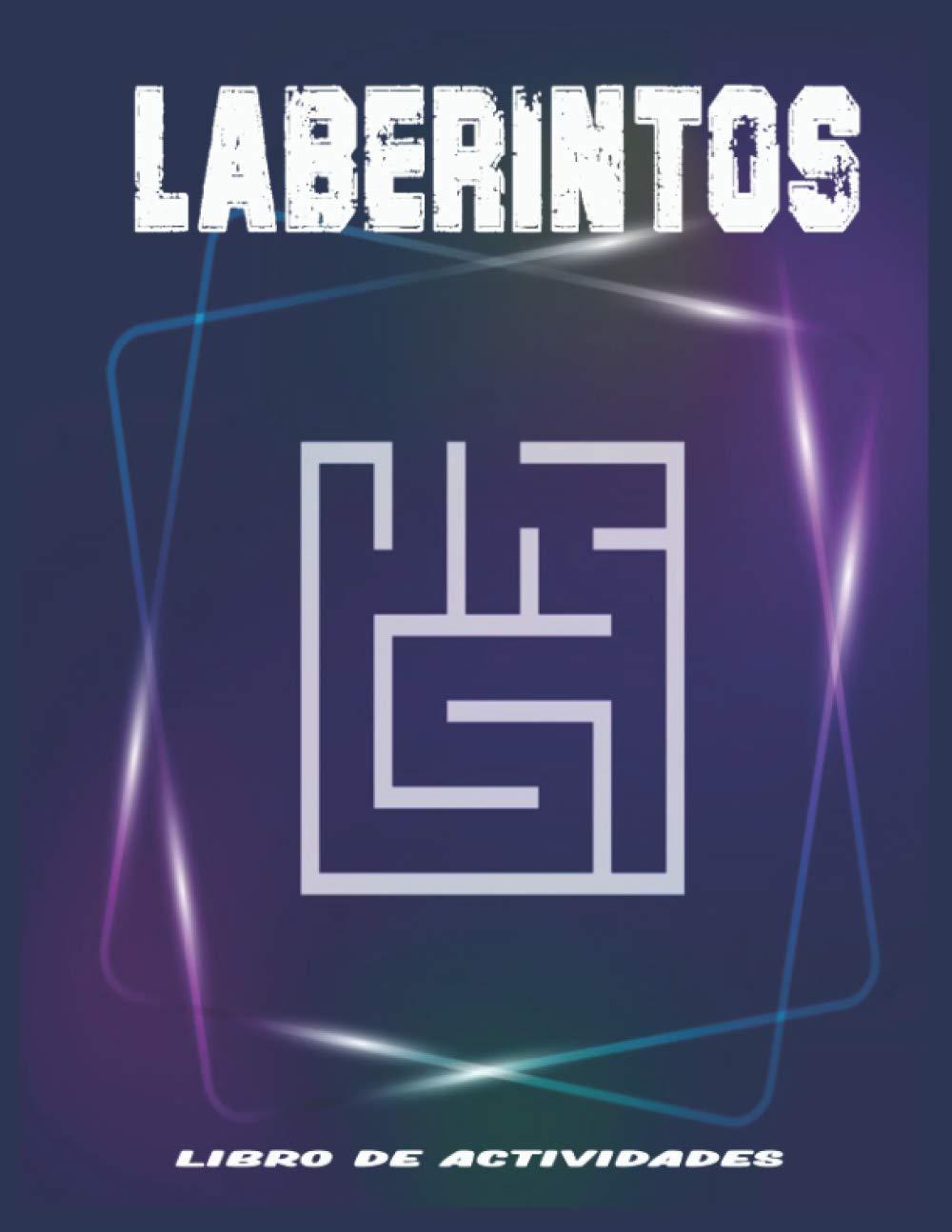 Laberintos: El gran libro para laberintos | Posible-imposible laberintos para niños Busca y encuentra 70 laberintos