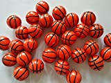 AMOBESTER Sime Charms Basketball Decorative Slime Beads For Arts Crafts Ornament