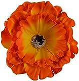 Optari Fobbz Orange Peony Bling Flower