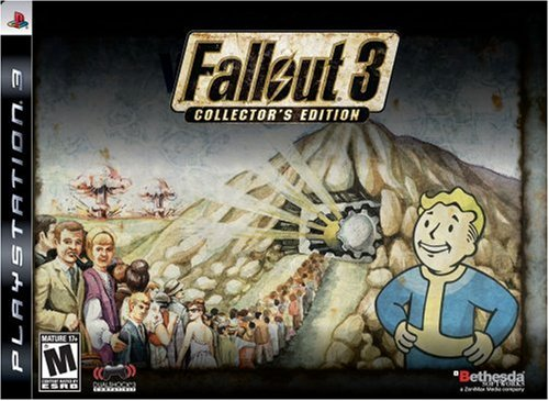 fallout 3 collectors edition - 1