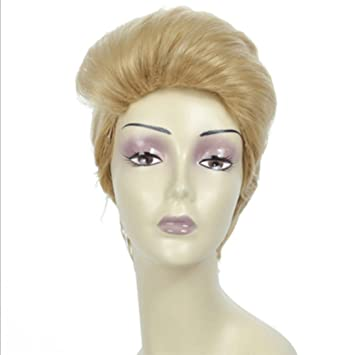 xzl Pelucas de la manera natual drag queen harajuku pelucas cosplay baratas  Peruca mujeres pelucas sintéticas. YZ-YUAN Peluca Rubia Natural De Los  Hombres ... b651cf1606a8