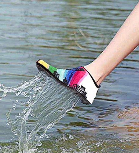 Aqua Yoga wilker Barefoot Men skiing Kids Shoes Dry Socks For Quick Waterproof Swim Summer Women T Water Case Shoes Water Shoes Sports vUzRzW1