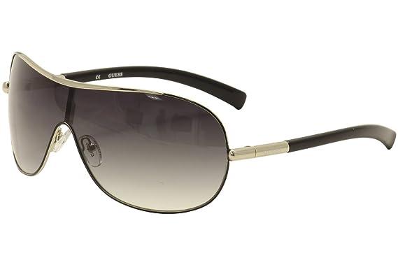 Amazon.com: anteojos de sol Guess GU 6414 Color bkgld-35 ...