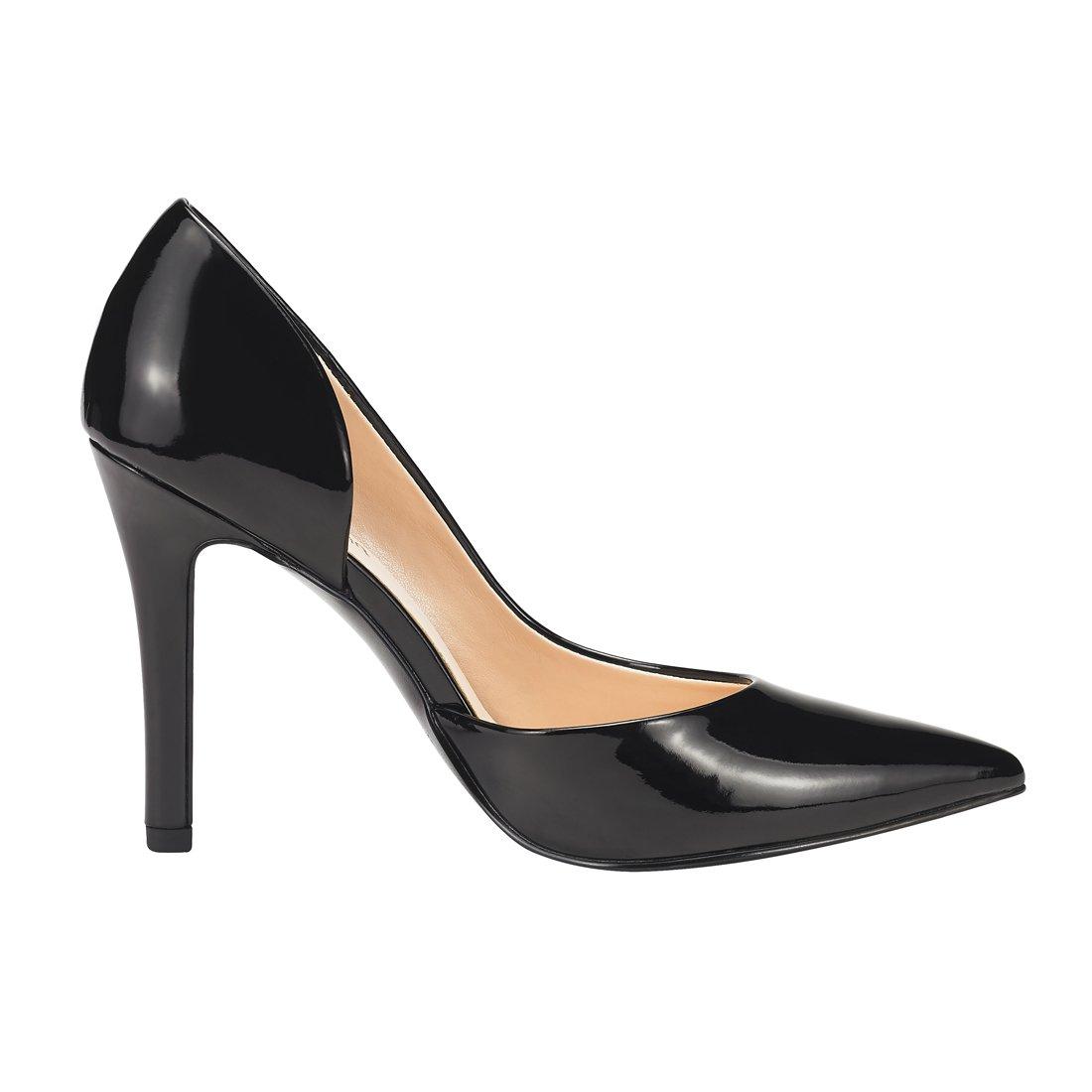 Pointed JENN ARDOR Stiletto High Heel Shoes for Women Closed Toe Classic Slip On Dress Pumps