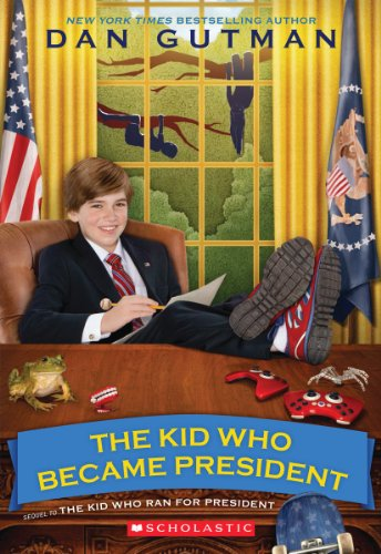 The Kid Who Became President (Kid Who (Paperback))
