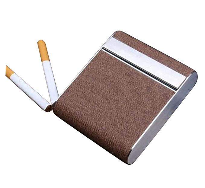 Black Temptation Estuche para cigarrillos/Cigarrillos finos ...
