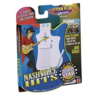 I Can Play Guitar Nashville Hits: Toys & Games