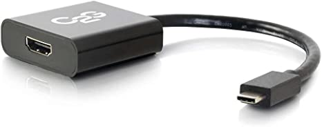 Cables To Go 29531 Usbc To Hdmi Usbc Charging Blk