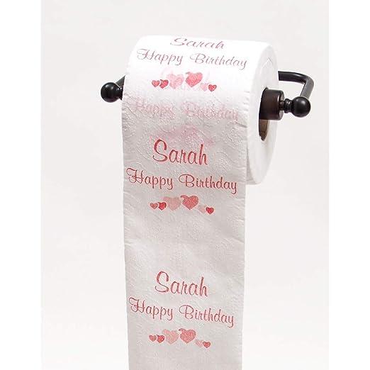 Feliz cumpleaños papel higiénico - Top 25 hembra nombre ...