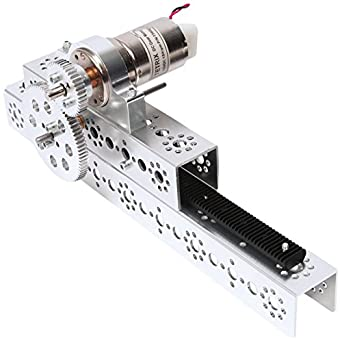 Pitsco Education 39300 Tetrix Max Rack And Pinion Linear