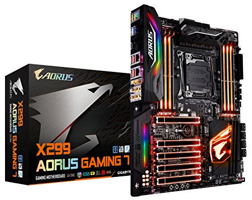 GIGABYTE X299 AORUS Gaming 7 (Intel LGA 2066...