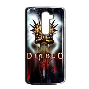 Generic Case Diablo For LG G2 G7F0352456