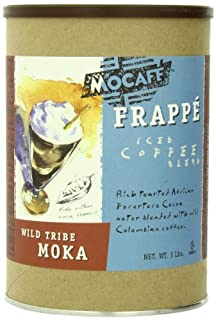 MOCAFE Frappe Wild Tribe Moka, Ice Blended Coffee, 3-Pound Tin (B001ABTGF8) | Amazon price tracker / tracking, Amazon price history charts, Amazon price watches, Amazon price drop alerts