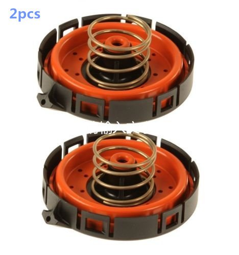 Regulating Temperature Valve - Dade Set of 2 Crankcase Vent Valve PCV Pressure Regulating Valve FIT for 11127547058 14506018001