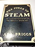 The Power of Steam : An Illustrated History of the World's Steam Age, Briggs, Asa, 0226074978