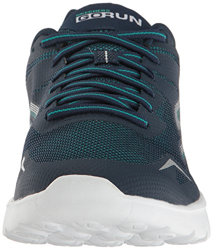 Shoes Go Run Skechers Blue Outdoor 400 Multisport Women''s aqua navy p6x1Ow