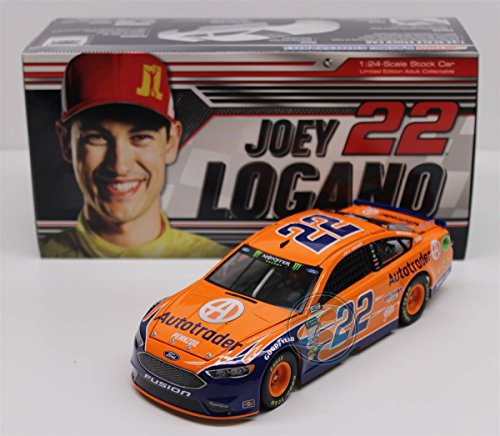 Lionel Racing C221823A9JL Joey Logano 2018 Autotrader, used for sale  Delivered anywhere in USA