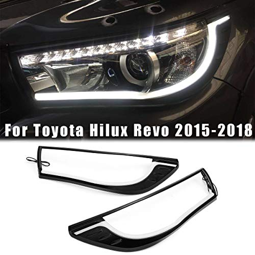 toyota hilux headlight covers - 9