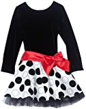 Rare Editions Little Girls' Skater Dress