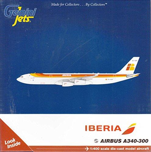 gemgj1630-1400-gemini-jets-iberia-airbus-a340-300-reg-ec-gup-pre-painted-pre-built