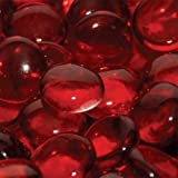 Cheap Glass Beads Fireplace Glass- Sangria 1/2 Inch – 25 Lbs