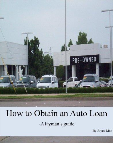 How to Obtain an Auto Loan