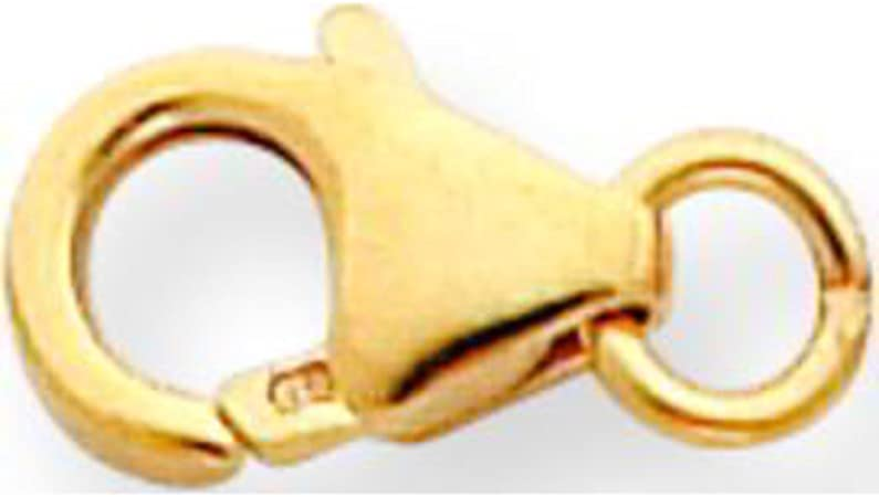 9mm or 10mm Lobster Clasp Gold Filled 1 or 10