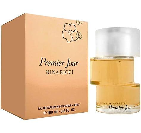 Nina Ricci Premier Jour Eau De Parfum Spray for Women, 100 ml, 3.3 Fluid Ounce by Nina Ricci: Amazon.es: Belleza