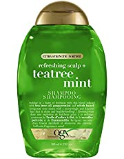 OGX Extra Strength Refreshing Scalp + Tea Tree Mint Shampoo, 385ml