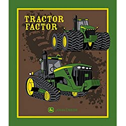 John Deere Fabric Tractor Factor by the yard