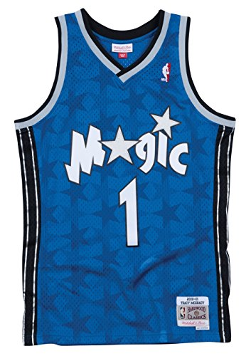 Mitchell & Ness Tracy McGrady Orlando Magic NBA Throwback Jersey - Blue