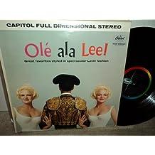 Ole! Ala Lee
