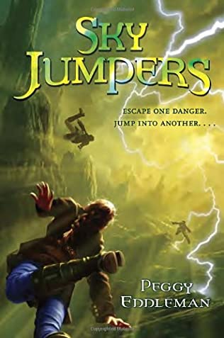 book cover of Sky Jumpers