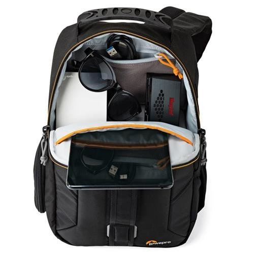 Lowepro Slingshot Edge 150 AW - A Secure, Slim, Smart and Protective Camera Sling for a Mirrorless Kit and Small Tablet by Lowepro