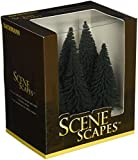 "Bachmann Trains 5""- 6"" Pine Trees - 6 Per Box"