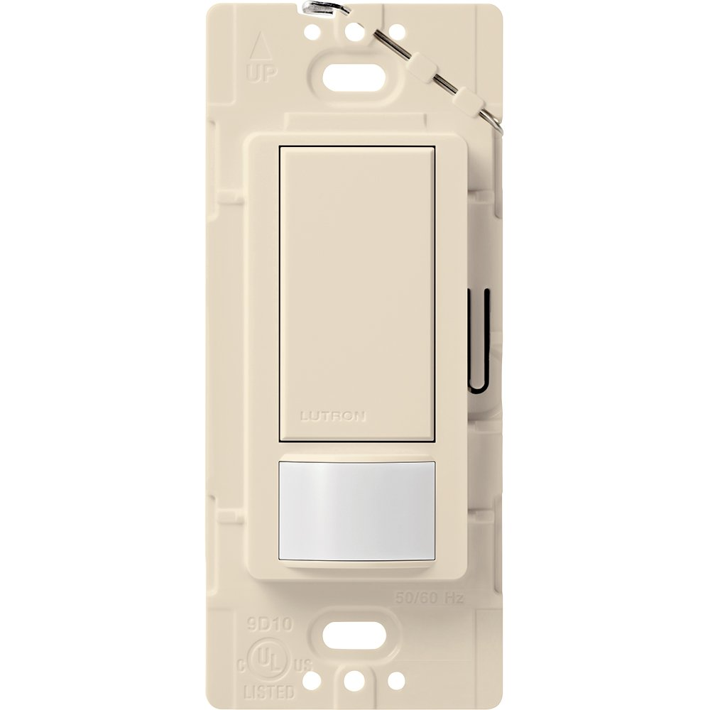 5-Amp Gray Lutron MS-OPS5M-GR Maestro Multi-Location Occupancy Sensing Switch