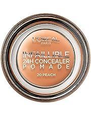 L'Oréal Paris Infallible Concealer Pomade 20 Peach