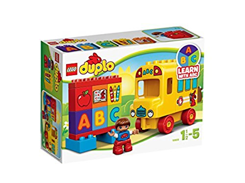 Lego 10603 Duplo My First Bus