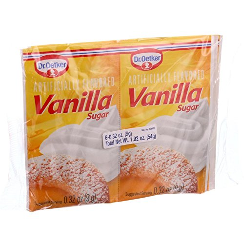 Sugar Vanilla 6-Pak (Pack of 12)