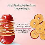 Dried JUJUBE DATES Chip Jujube tea tablets crisp snacks Breakfast partner Chinese delicacies Snacks Natural health dried fruit