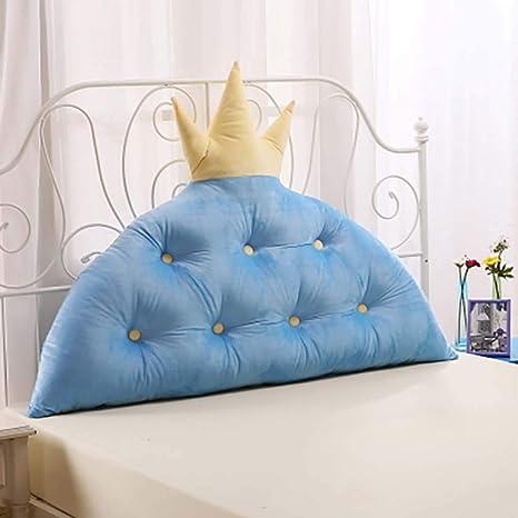 Amazon.com: JY&WIN Almohada de respaldo de cama, cojín de ...
