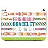 NPW-USA - Kit para Hacer Pulseras de la Amistad Multicolor