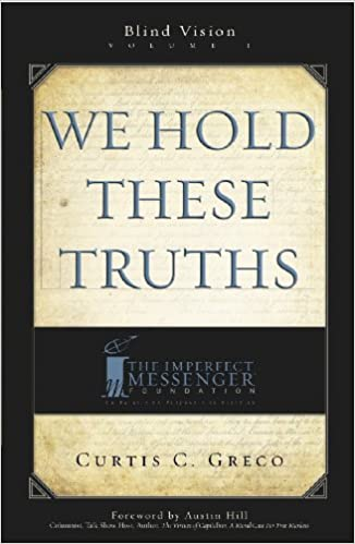 We Hold These Truths (2nd Edition) (Blind Vision Book 1) - Kindle