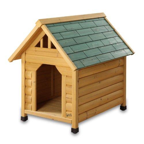 Pet Squeak Alpine Lodge Dog House, Small