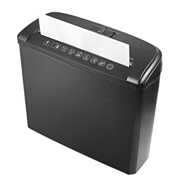 A4 paper shredder