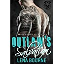 Outlaw's Salvation (A Viper's Bite MC Novel Book 2): A Bad Boy MC Romance (Viper's Bite MC)