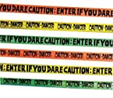 Fun World Caution Tape 50' - Colors Vary offers
